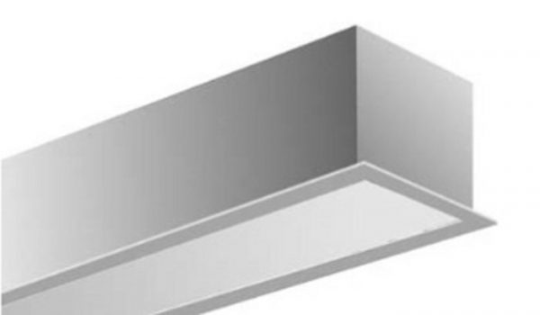 4'' Linear Recessed Slot LED Luminaire