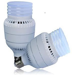 High Power LED Retrofit Lamp